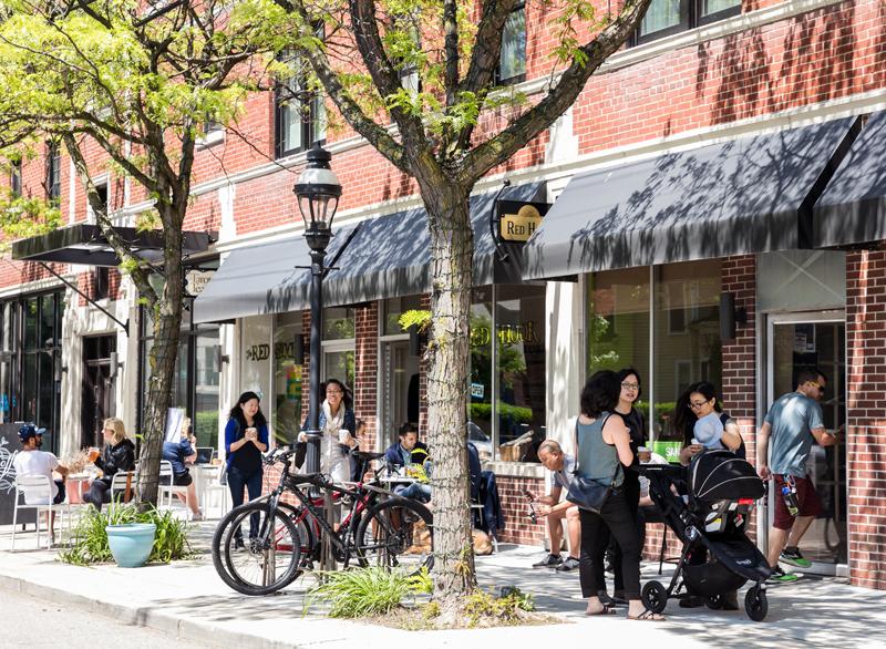 West Village Detroit